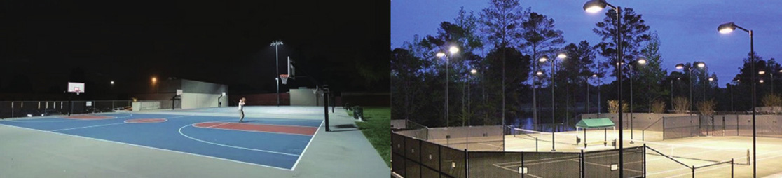 What Is The Lication Of Outdoor Sports Lighting Fixture